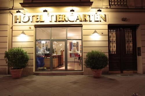 Foto del exterior de Hotel Tiergarten Berlin