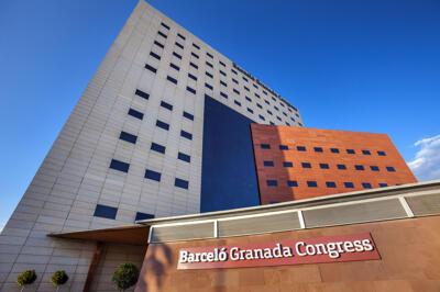 Foto del exterior de Barceló Granada Congress