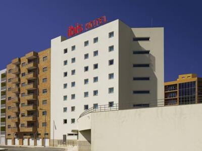 Foto del exterior de Hotel Ibis Leiria