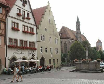 Foto generica Historik Hotel Gotisches Haus garni