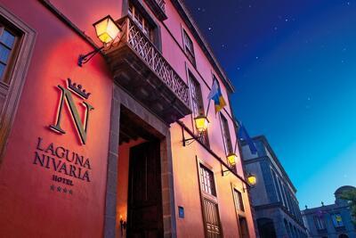 Außenansicht - Laguna Nivaria Hotel & Spa
