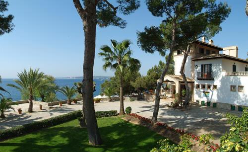 Foto del exterior de Hotel y Apartamentos Bendinat