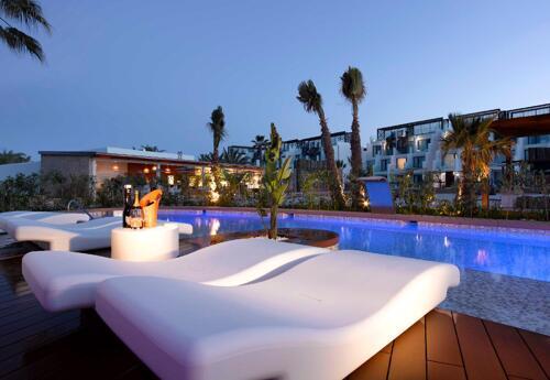 Ausstattung - Hard Rock Hotel Ibiza