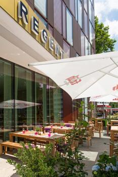 Foto del exterior de Ameron Hotel Regent