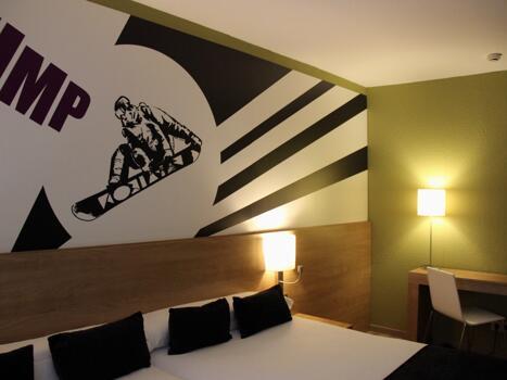 Chambre - Hotel Sporting