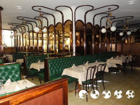 Restaurant - Hotel Sporting