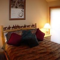 Foto di una camera da Viking Lodge