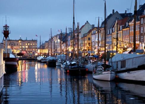 Foto dos arredores - Copenhagen Island Hotel