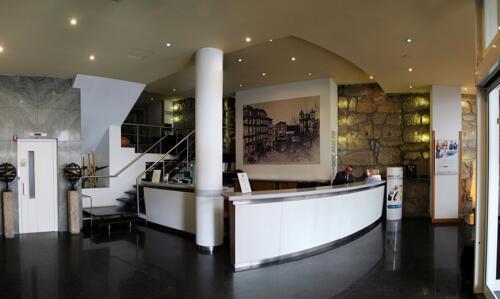 Öffentliche Bereiche - Legendary Porto Hotel
