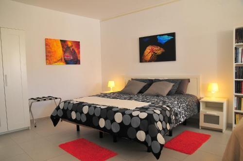 Foto de una habitación de Volcán Rural