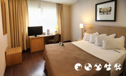 Room – Eurostars Lucentum