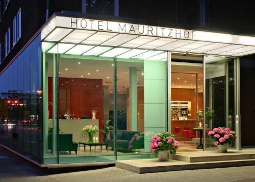 mauritzhof hotel m nster m nster. Black Bedroom Furniture Sets. Home Design Ideas