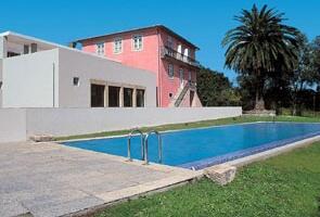 Foto del exterior de Hotel Rural Vila Joaquina
