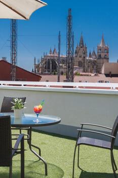 Foto del entorno de Hotel FC Infantas de León
