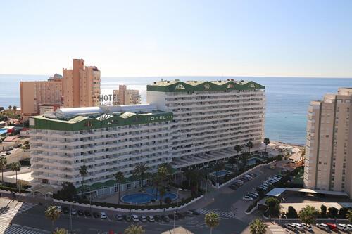 Foto degli esterni Hotel AR Diamante Beach