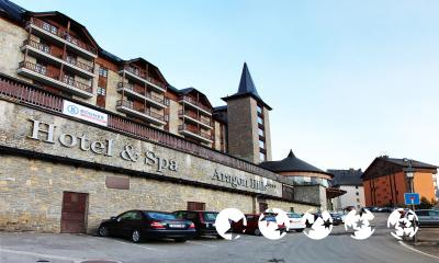 Foto del exterior de Hotel & Spa Aragon Hills