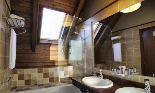 Foto del bagno Hotel & Spa Aragon Hills