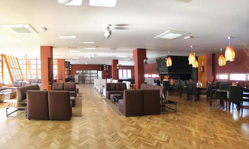 Foto de las zonas nobles de Hotel Evenia Monte Alba