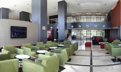 Öffentliche Bereiche - Hotel Ilunion Aqua 4 (ex Confortel)