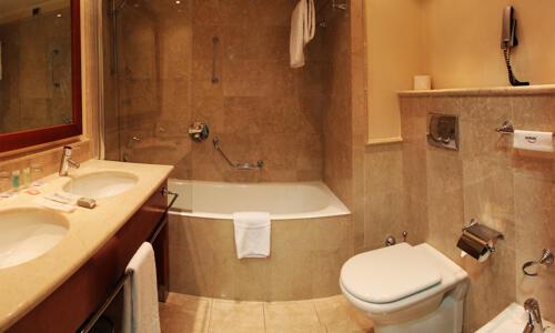 Casa de banho - Hotel Ilunion Aqua 4 (ex Confortel)