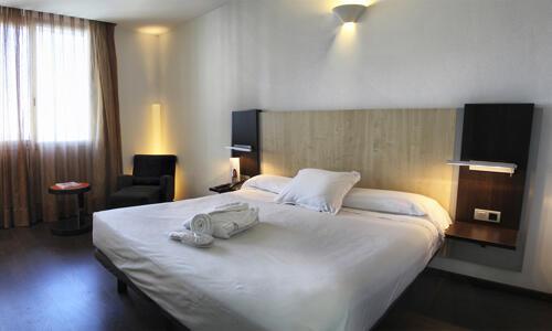 Quarto - Hotel Ilunion Aqua 4 (ex Confortel)