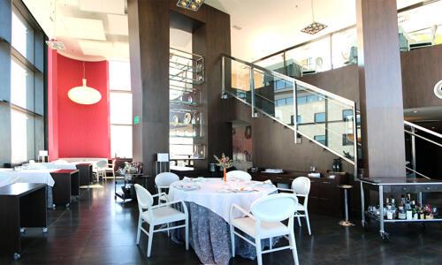 Foto do restaurante - Hotel Ilunion Aqua 4 (ex Confortel)