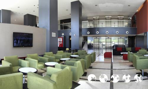 Áreas comuns - Hotel Ilunion Aqua 4 (ex Confortel)