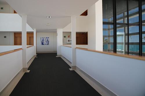 Foto de las zonas nobles de Hotel Garbi Costa Luz