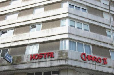 Foto degli esterni Hostal Charo II