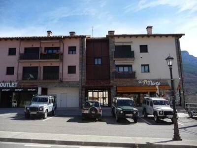 Foto del exterior de Apartamentos Escalona 11