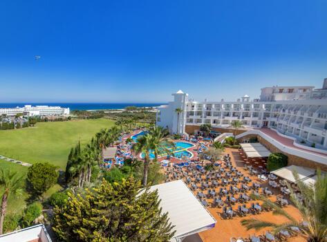 Foto del exterior de Hotel Servigroup Marina Mar