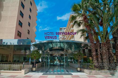 Foto del exterior de Hotel Servigroup Venus
