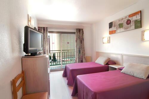 Foto de una habitación de Hotel Servigroup Venus