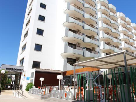 Foto del exterior de Hotel Prado II