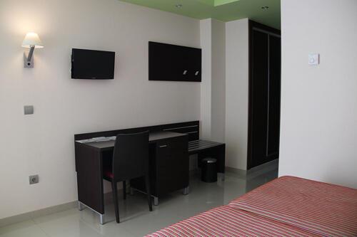 Foto de una habitación de Hotel Porto Calpe