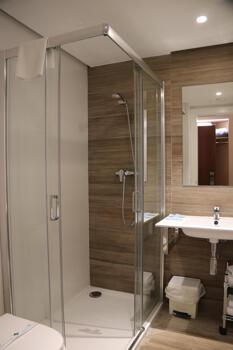 Foto del bagno Hotel Port Europa