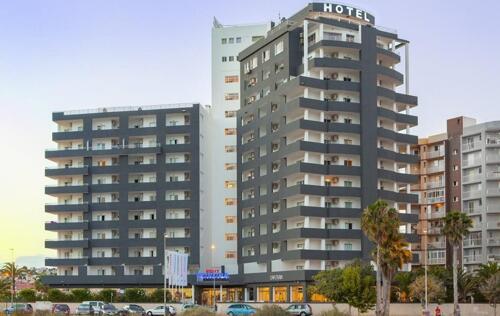 Foto degli esterni Hotel Port Europa