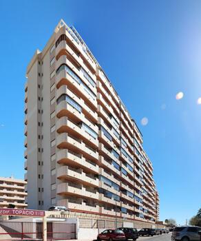Foto del exterior de Apartamentos Topacio Unitursa (I, II, III, IV)