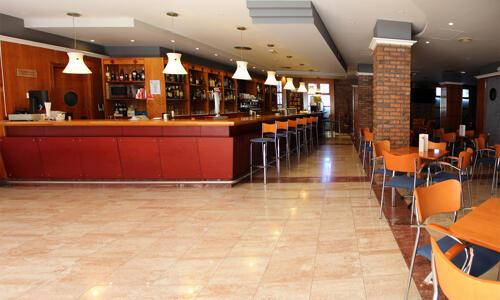 Foto area ristorante Hotel Peñiscola Palace