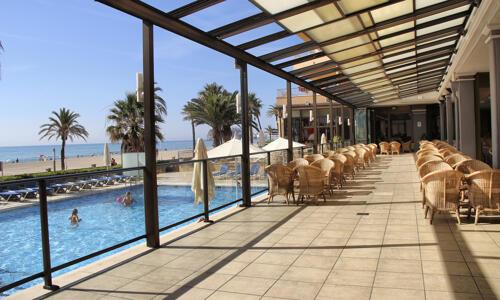 Foto de los servicios de Hotel Peñiscola Palace