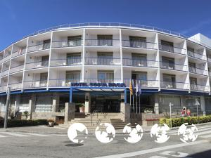 """Außenansicht - """"Hotel GHT Costa Brava"""""""