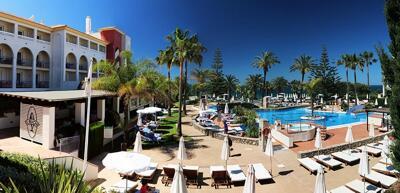 Foto del exterior de Hotel Fuerte Conil-Costa Luz