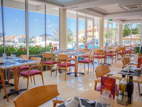 Foto de restauración de Hotel Servigroup Galúa