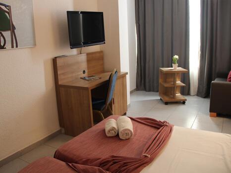 Foto di una camera da Hotel Port Eugeni