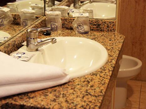 Foto del baño de Hotel Santa Monica Playa