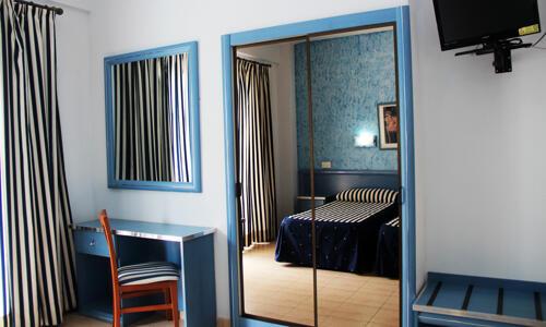 Foto de una habitación de Hotel Santa Monica Playa
