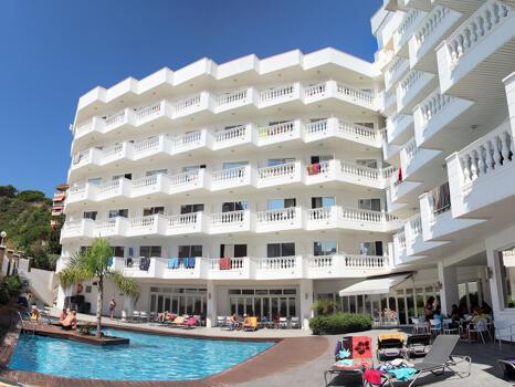 Foto del exterior de Hotel Bernat II