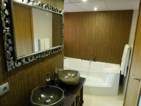 Foto del baño de Hotel Alba Seleqtta