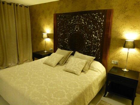 Foto de una habitación de Hotel Alba Seleqtta