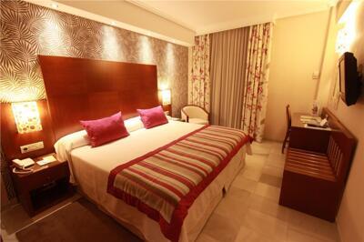 Foto de una habitación de Hotel Balcon de Europa